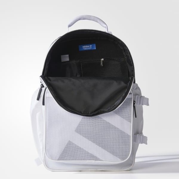 5cc292cb28e6 ... adidas EQT Classic Backpack - White adidas US uk availability 10d21  566e1 ...