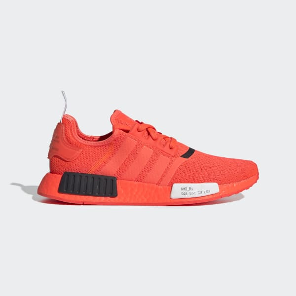 Men S Nmd R1 Solar Red Shoes Adidas Us