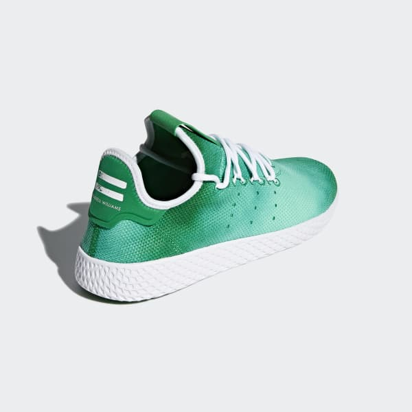the latest 3d10e ed43b adidas Tenis Pharrell Williams Tennis Hu - Verde   adidas Mexico