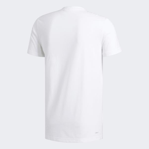 adidas Not Same Logo Graphic T shirt Hvid   adidas Denmark