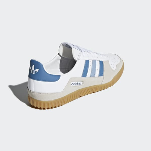 new style 92f09 a3606 adidas Tenis Indoor Comp SPZL - Blanco   adidas Colombia