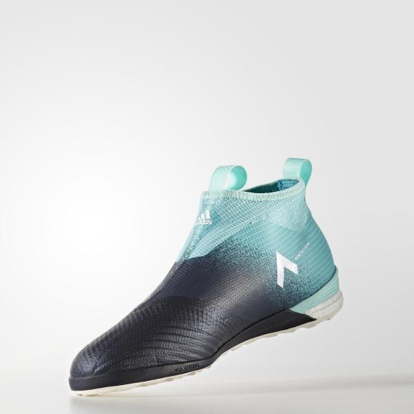 quality design abc94 8e39a adidas ACE Tango 17+ Purecontrol Indoor Shoes - Blue  adidas