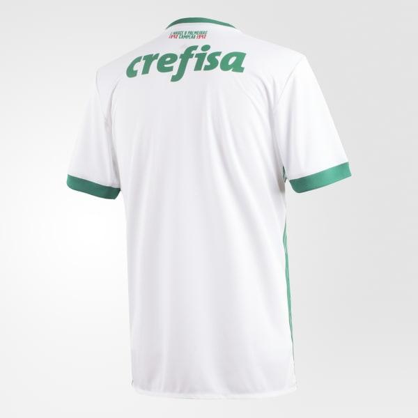 b5682da0e735f Camisa Palmeiras 2 - Branco adidas