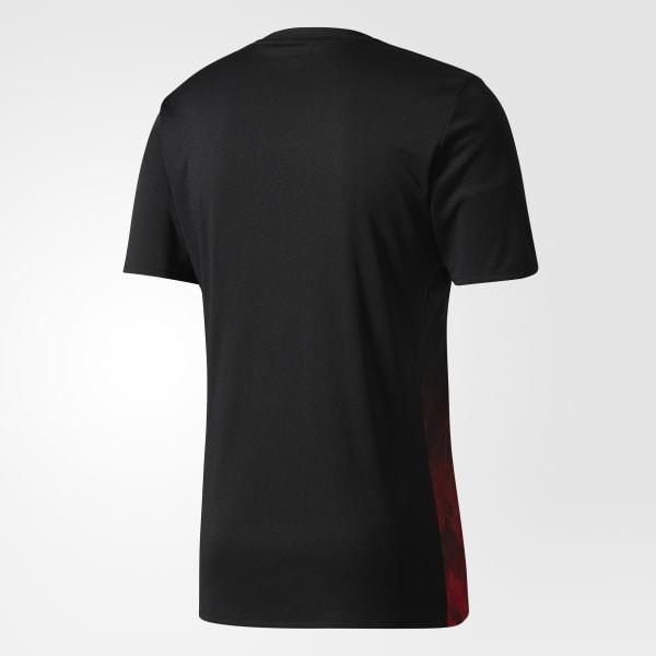 da75e1950a Camiseta Premium Flamengo - Preto adidas