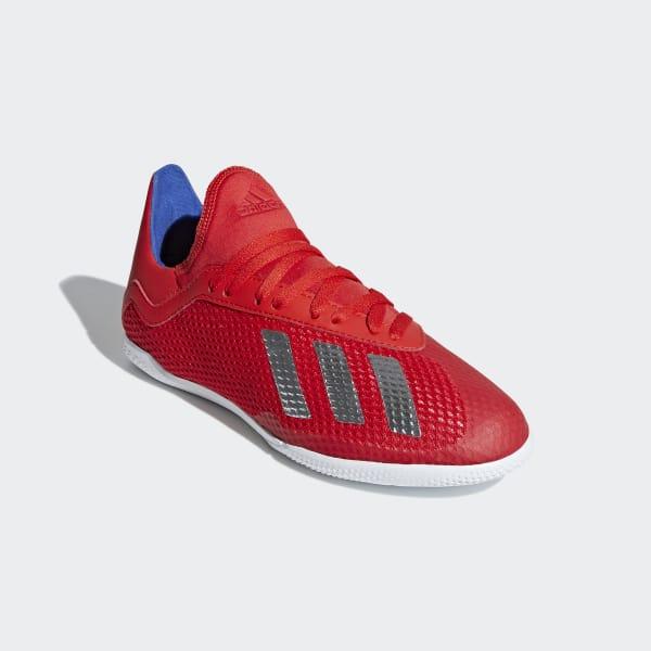 52e84c2a04 Chuteira X Tango 18.3 Futsal - Vermelho adidas