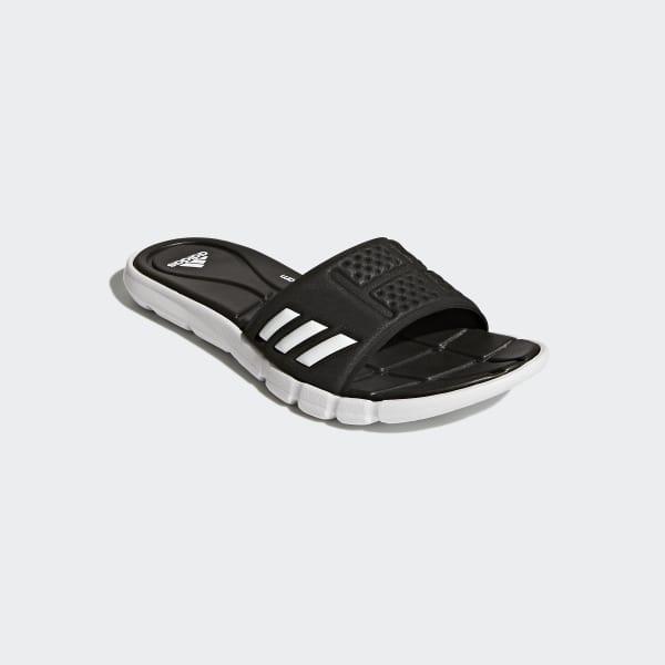 79f324a265e9 adidas Adipure Cloudfoam Slides - Black