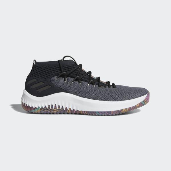 sports shoes 5711f 06ddc adidas Dame 4 Shoes - Black  adidas US