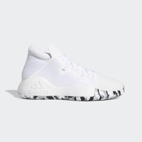 adidas Pro Vision Shoes - White | adidas US