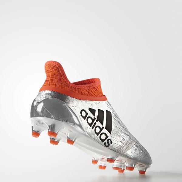 new product e4e38 2b67a adidas Calzado Fútbol X 16+ Purechaos FG - Plata   adidas Mexico