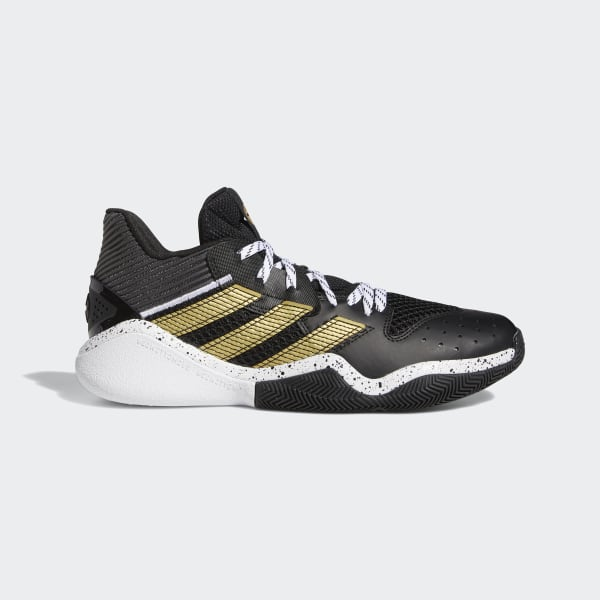 adidas Harden Stepback Shoes - Black