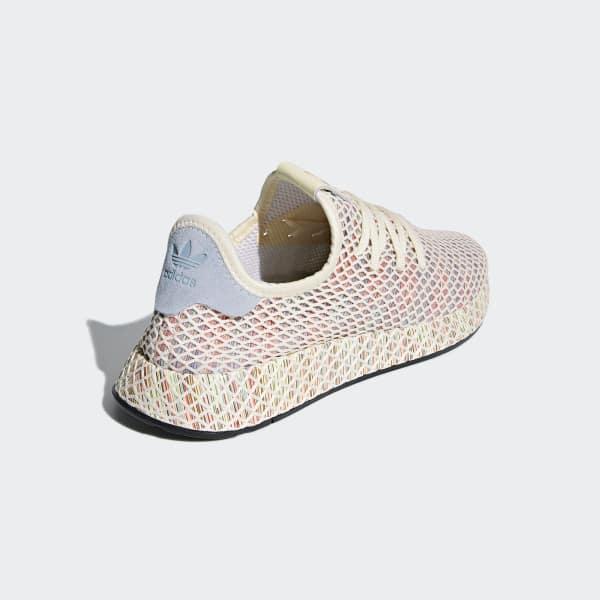 on sale 80de1 a7e23 adidas Deerupt Pride Shoes - White  adidas US
