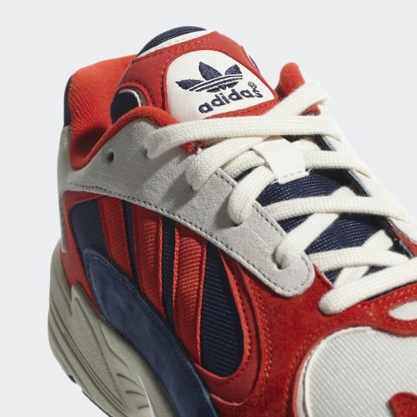Adidas YUNG 1 Sko Rød   modostore.no