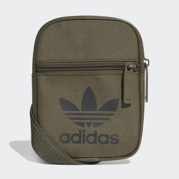 9cbe4472edf3 adidas Trefoil Festival Bag - Black