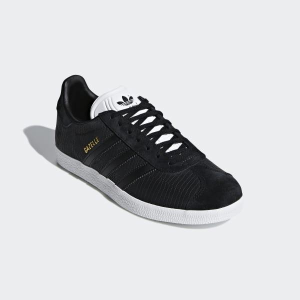 Tênis Adidas Gazelle Feminino Preto B41662