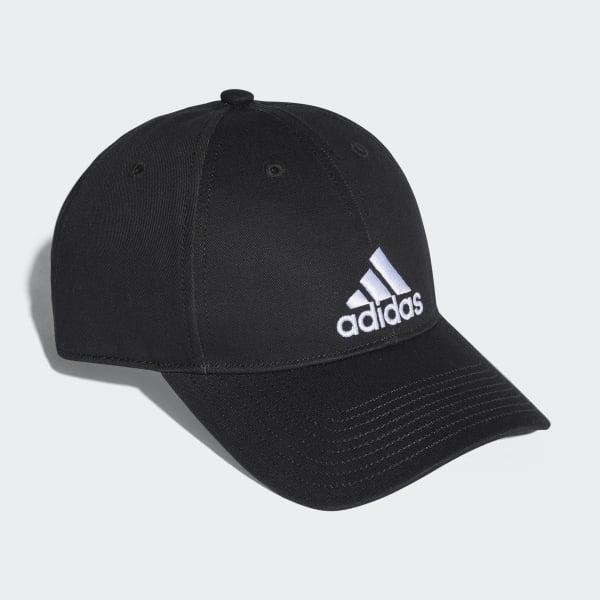 fc8a57c2b6c adidas Hat - Black