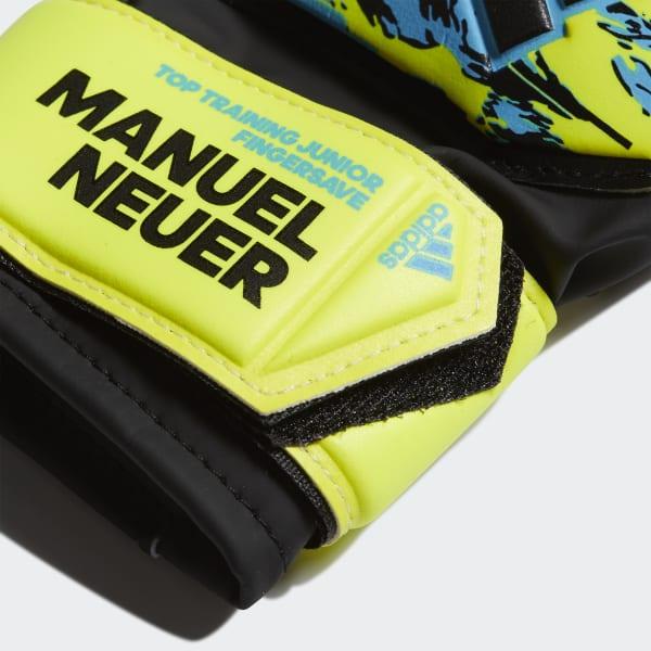 Predator Manuel Neuer Top Training Fingersave Goalkeeper Gloves