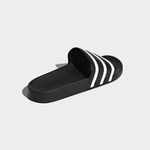 9eb39acb2e4f adidas Adilette Slides - Black