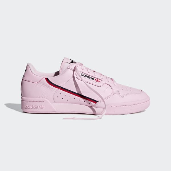 Image result for adidas originals continental 80 tonal pink