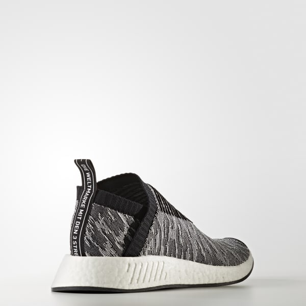 c94c44c7f adidas NMD CS2 Primeknit Shoes - Black