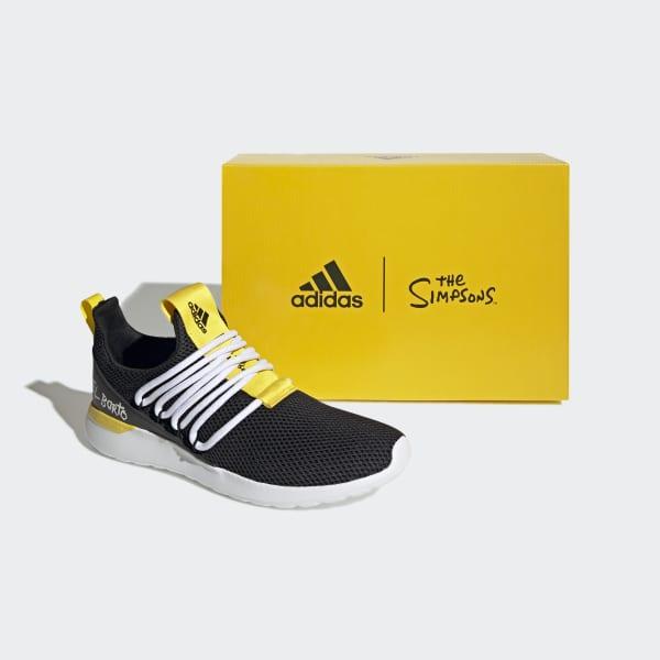 adidas Lite Racer Adapt 3.0 The Simpsons Shoes - Black | adidas US