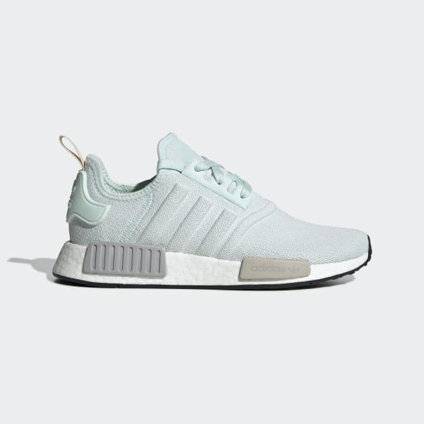 adidas nmd r1 hvid mint