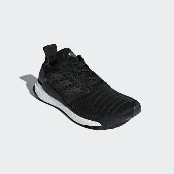 Ondular Absolutamente Risa  adidas SolarBoost Shoes - Black | adidas US