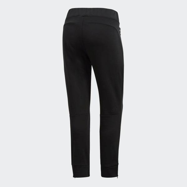 Pantalón ID Glory 7 8 Skinny - Negro adidas  326e8d321dc9