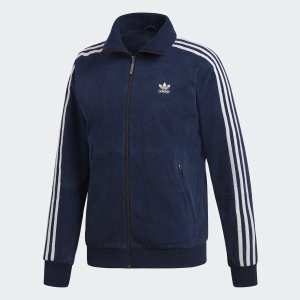 34f3783a013 Veste de survêtement Suede - bleu adidas