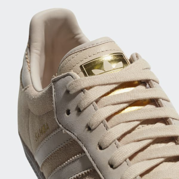 check out 49fc7 eb768 adidas Men s Samba FB Shoes - Beige   adidas Canada