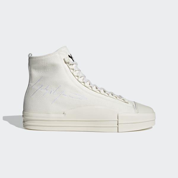 adidas Y-3 Yuben Mid - White | adidas US