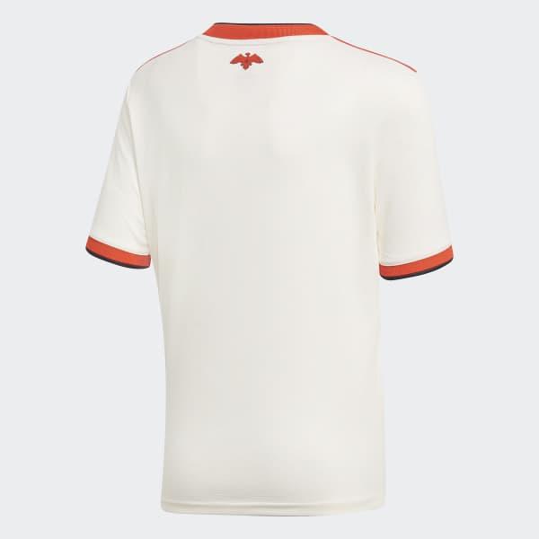 29e5ff000a Camisa CR Flamengo 2 Oficial - Branco adidas