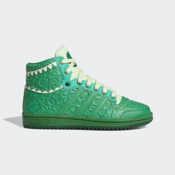 adidas Top Ten Hi x Rex Toy Story Shoes