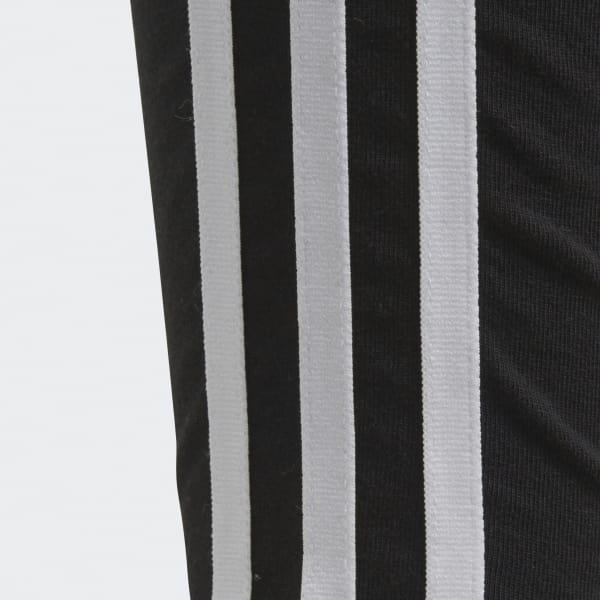 adidas 3 stripes leggings black adidas us