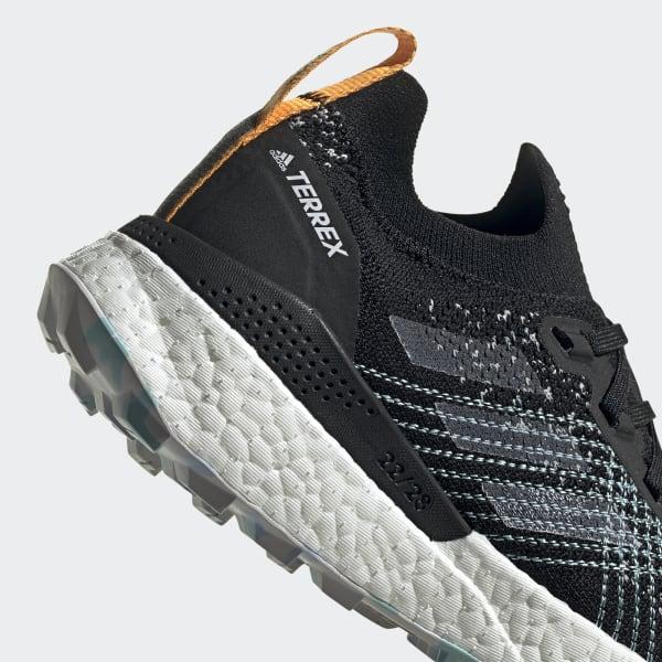 adidas TERREX Two Ultra Parley Trailrunning Schuh Schwarz