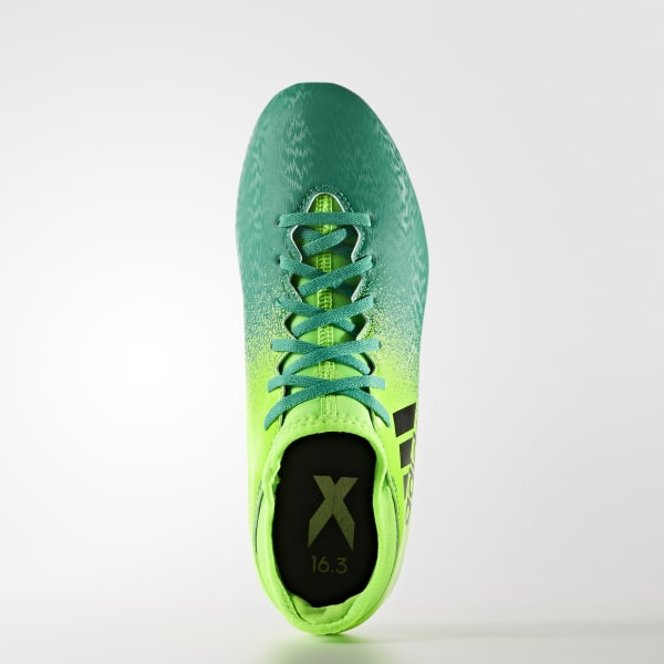 the latest 863cf 4d81c adidas Guayos X 16.3 Terreno Firme - Verde   adidas Colombia