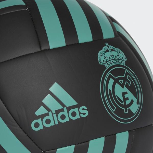 adidas Balón Real Madrid - Negro  0e64483a84c76