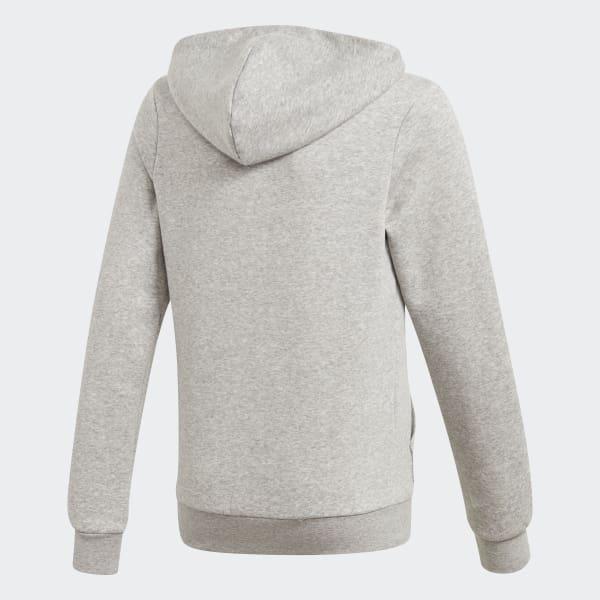 Essentials Linear Full Zip Hoodie