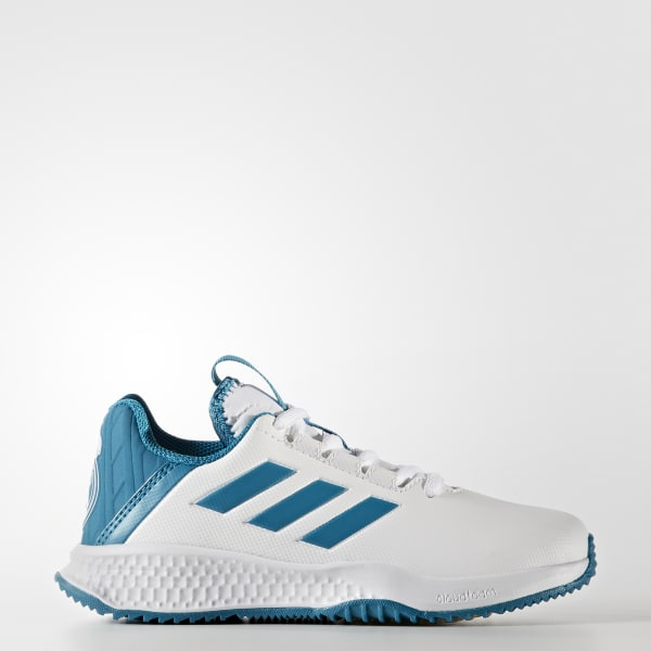 bb1bf56b950fe Zapatillas RapidaTurf Real Madrid - Blanco adidas