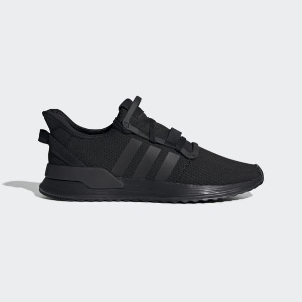 adidas U_Path Run Shoes , Black