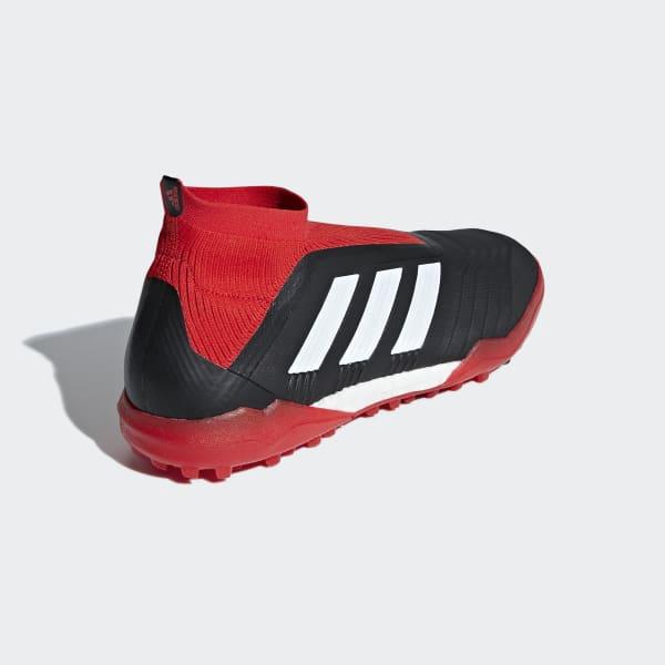 Zapatos de Fútbol Predator Tango 18+ Césped Artificial - Negro adidas  50b08b934ade7