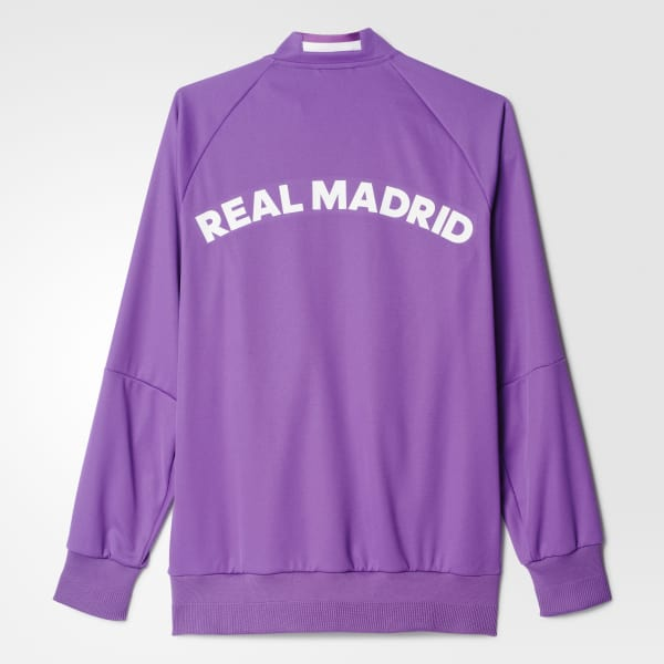 Chamarra de Visitante Real Madrid Anthem