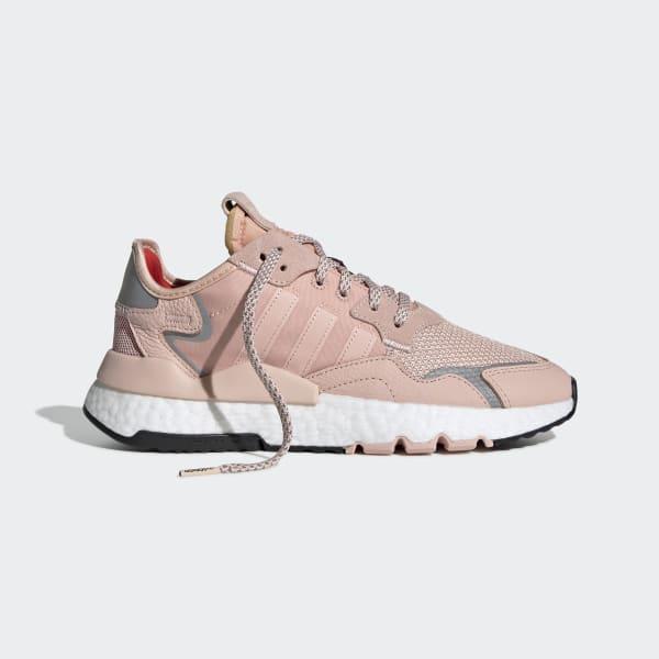 adidas night jogger rosa