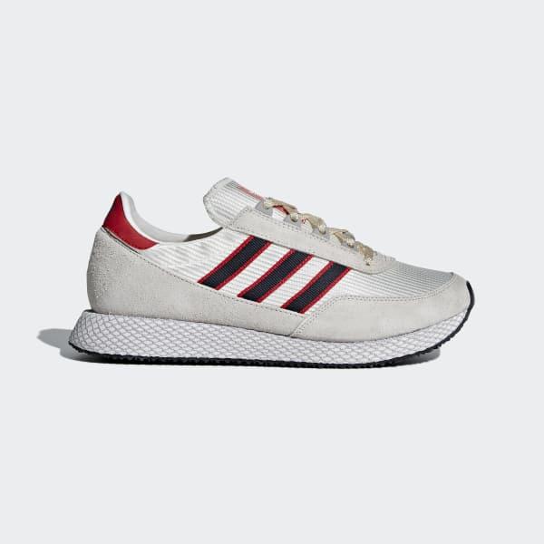 adidas Glenbuck SPZL Shoes - Beige | adidas US | Tuggl