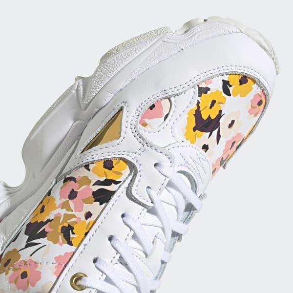 adidas Falcon Shoes - White   adidas
