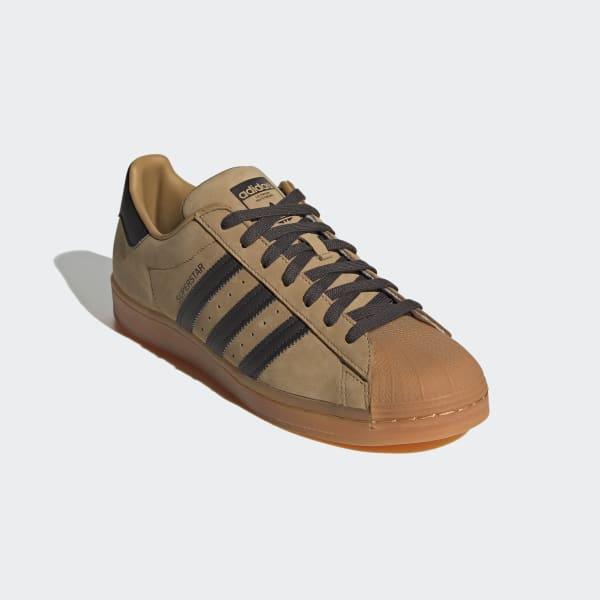 adidas superstar shoes brown - 64% remise - www.muminlerotomotiv ...