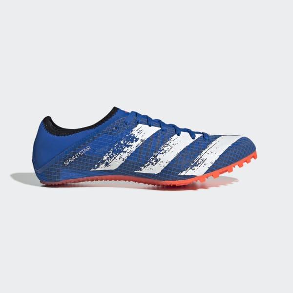 adidas Sprintstar Spikes - Blue | adidas US