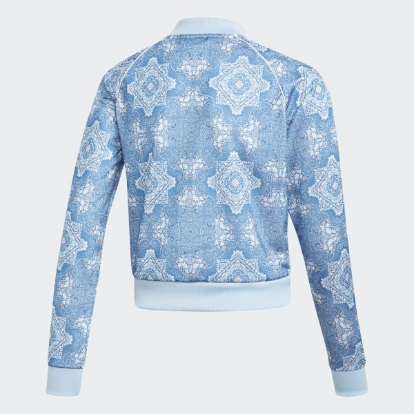 Culture Clash Cropped SST Track Jacket