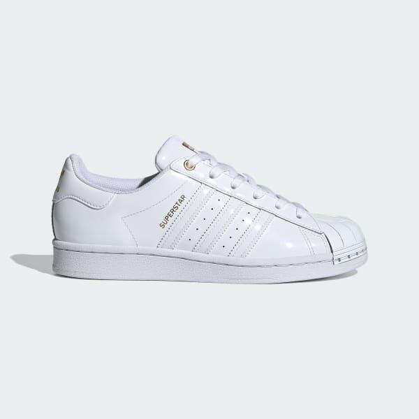 adidas Superstar Metal Toe Shoes