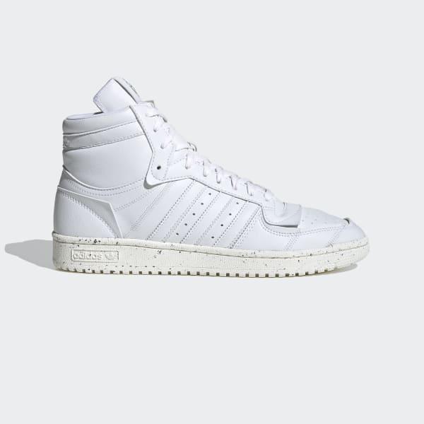 adidas Top Ten Shoes - White | adidas US