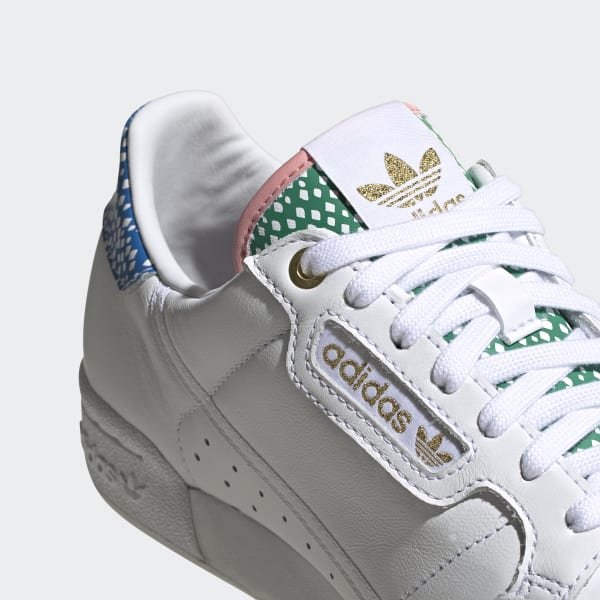 adidas Continental 80 Shoes - White